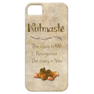 Nutmaste iPhone 5 Cover