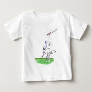 nutmeg - cricket, tony fernandes baby T-Shirt