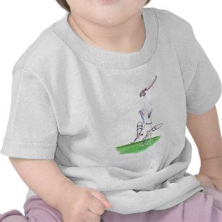 nutmeg - cricket, tony fernandes t shirt