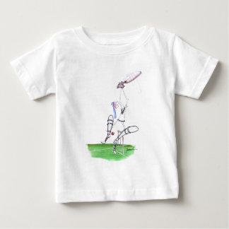 nutmeg - cricket, tony fernandes tee shirt