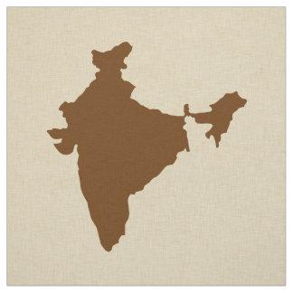 Nutmeg Spice Moods India Fabric
