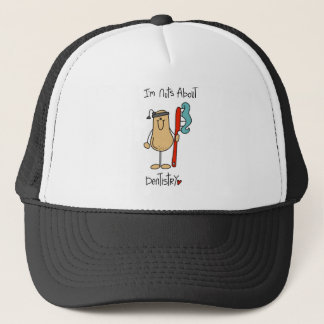 Nuts About Dentistry Trucker Hat