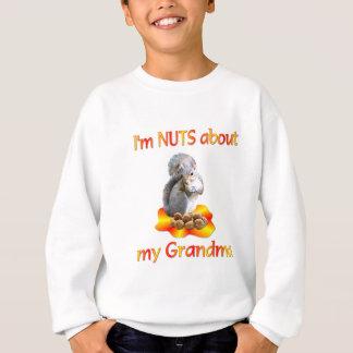 Nuts about Grandma Sweatshirt