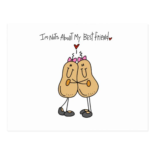 Nuts About My Best Friend T-shirts and Gifts