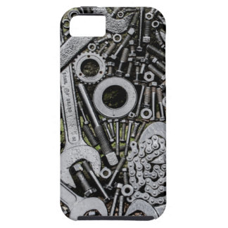 Nuts and Bolts Case For The iPhone 5