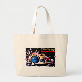 Nuts and Fruit Jumbo Tote Bag