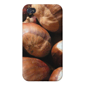 Nuts Cases For iPhone 4