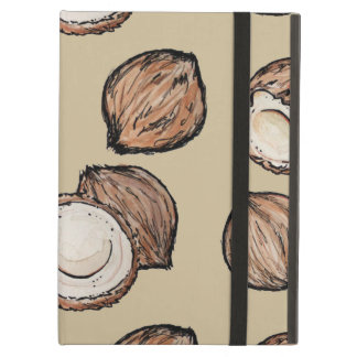 Nuts for Coconut Pattern Cover For iPad Air
