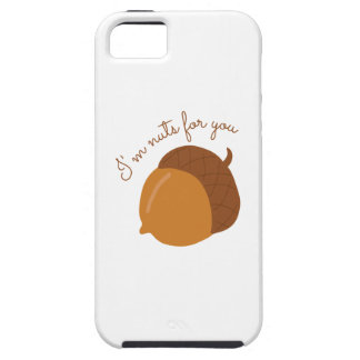 Nuts For You iPhone 5 Case