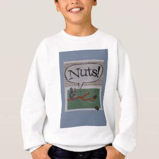 nuts sweatshirt