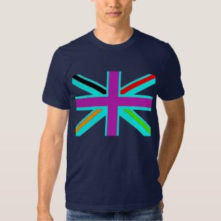 Nutty British Flag T-Shirt