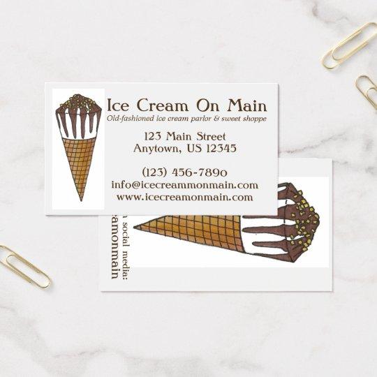 Nutty Buddy Chocolate Ice Cream Sweet Shoppe Cone