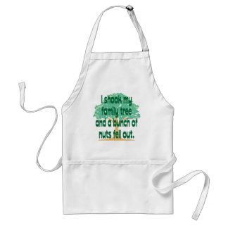 Nutty Family Standard Apron