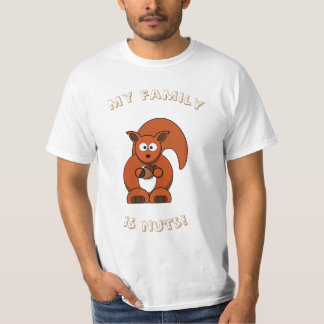 Nutty Family T-Shirt
