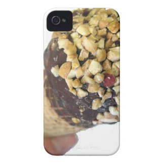 Nutty Ice Cream Cone iPhone 4 Covers
