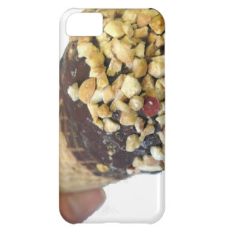 Nutty Ice Cream Cone Cover For iPhone 5C