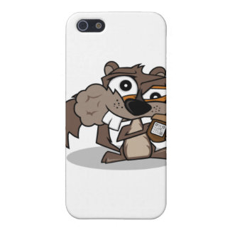 nutty iPhone 5 case