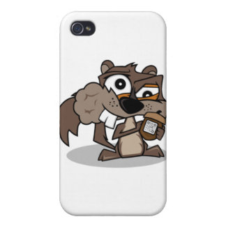 nutty iPhone 4/4S case