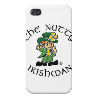 Nutty Irishman iPhone 3 Case Covers For iPhone 4