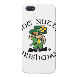 Nutty Irishman iPhone 3 Case Case For iPhone 5