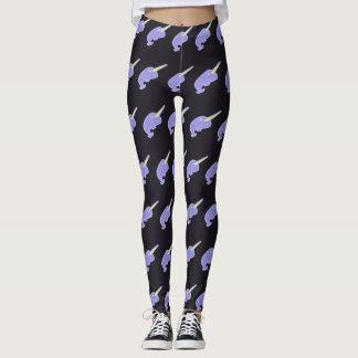 Nutty Narwhals Leggings