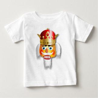 Nutty Nutcracker King Baby T-Shirt