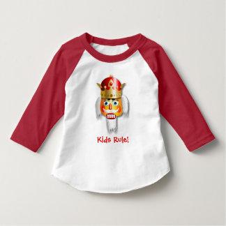 Nutty Nutcracker King T-Shirt