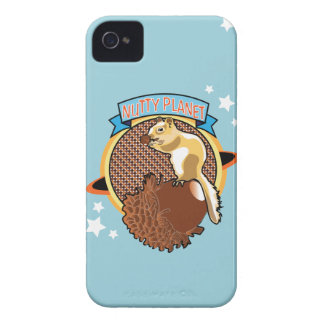 Nutty planet Case-Mate blackberry case