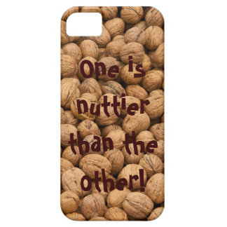 Nutty Quotes Case For The iPhone 5