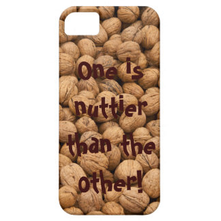 Nutty Quotes iPhone 5 Case