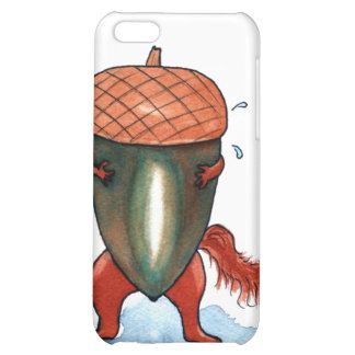 Nutty Squirrel Case For iPhone 5C