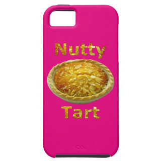 Nutty Tart iPhone 5 Covers