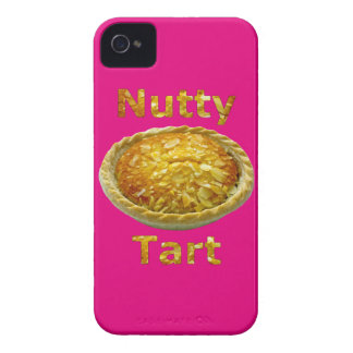 Nutty Tart iPhone 4 Cover