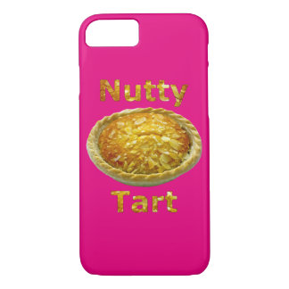 Nutty Tart iPhone 7 Case