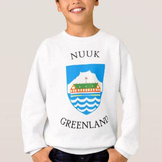Nuuk coat of arms sweatshirt