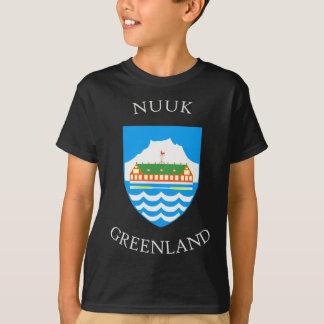 Nuuk coat of arms T-Shirt