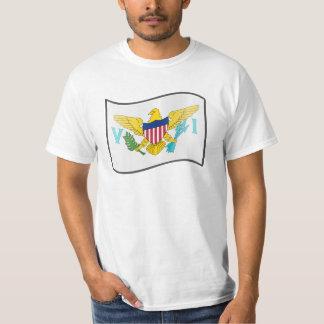 Nuvola Us Virgin Islands, United States T-Shirt