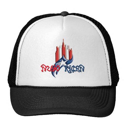 nuyorican 3 mesh hats