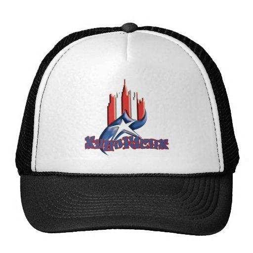 nuyorican mesh hats