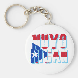 Nuyorican Key Ring