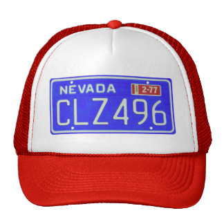 NV77 TRUCKER HAT