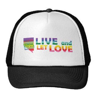 NV Live Let Love Cap