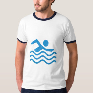 NVN24 navinJOSHI Swimming Sucess Swim Swimmer 101 T-Shirt