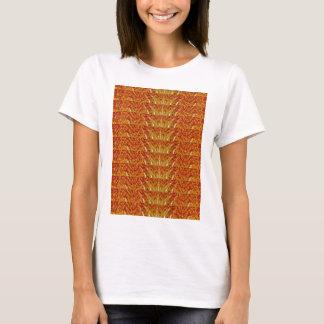 NVN35 navinJOSHI Sparkle Gold n Red Pattern GIFTS T-Shirt
