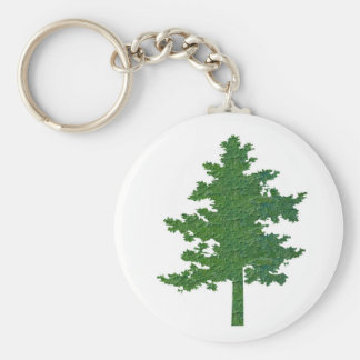 NVN37 navinJOSHI Symbolic Green Environment Tree Keychains