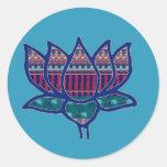 NVN724 Lotus Flower Pure Spiritual Yoga Meditation