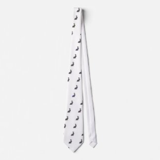 NVN87 Rabbit BUNNY dot painted NavinJOSHI kids zoo Tie