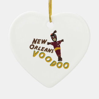 Nw Orleans Voodoo Doll Christmas Ornament