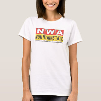 NWA Mountain State Logo Women's Tank