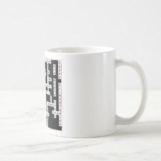 NWO Crossword Mug